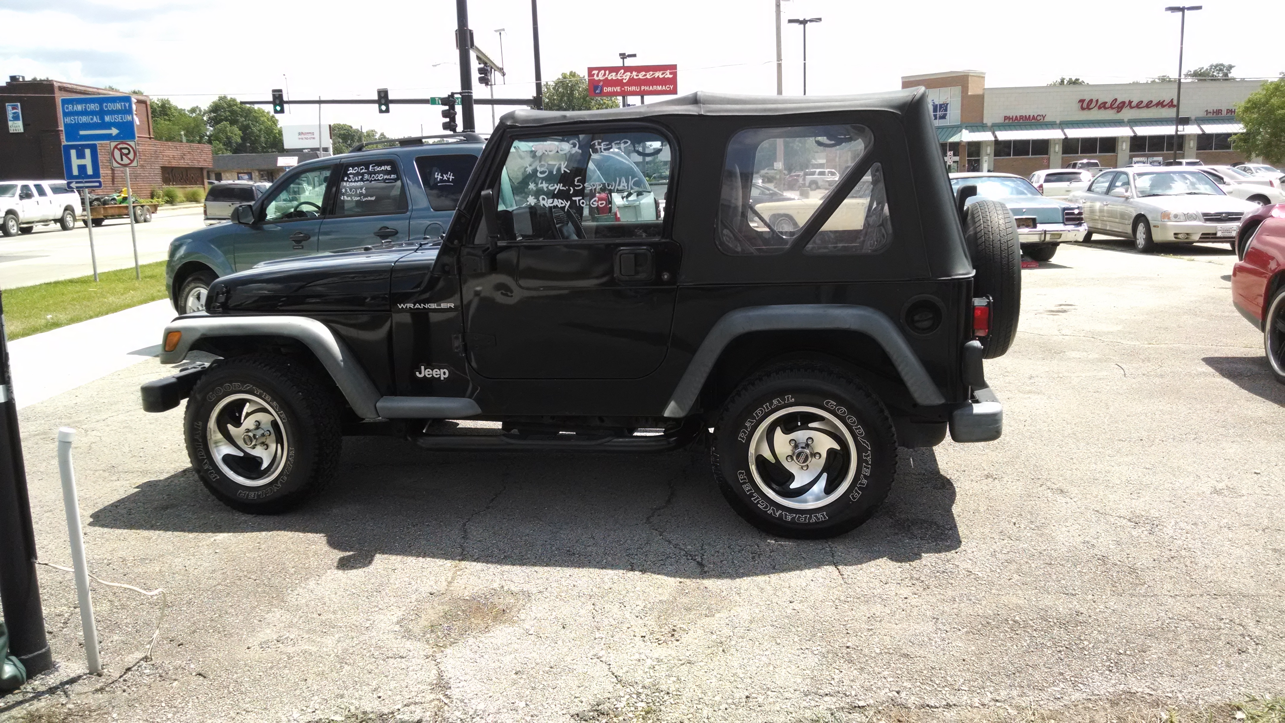 soft ford x watch jeep door of wrangler at top murfreesboro youtube yellow sold