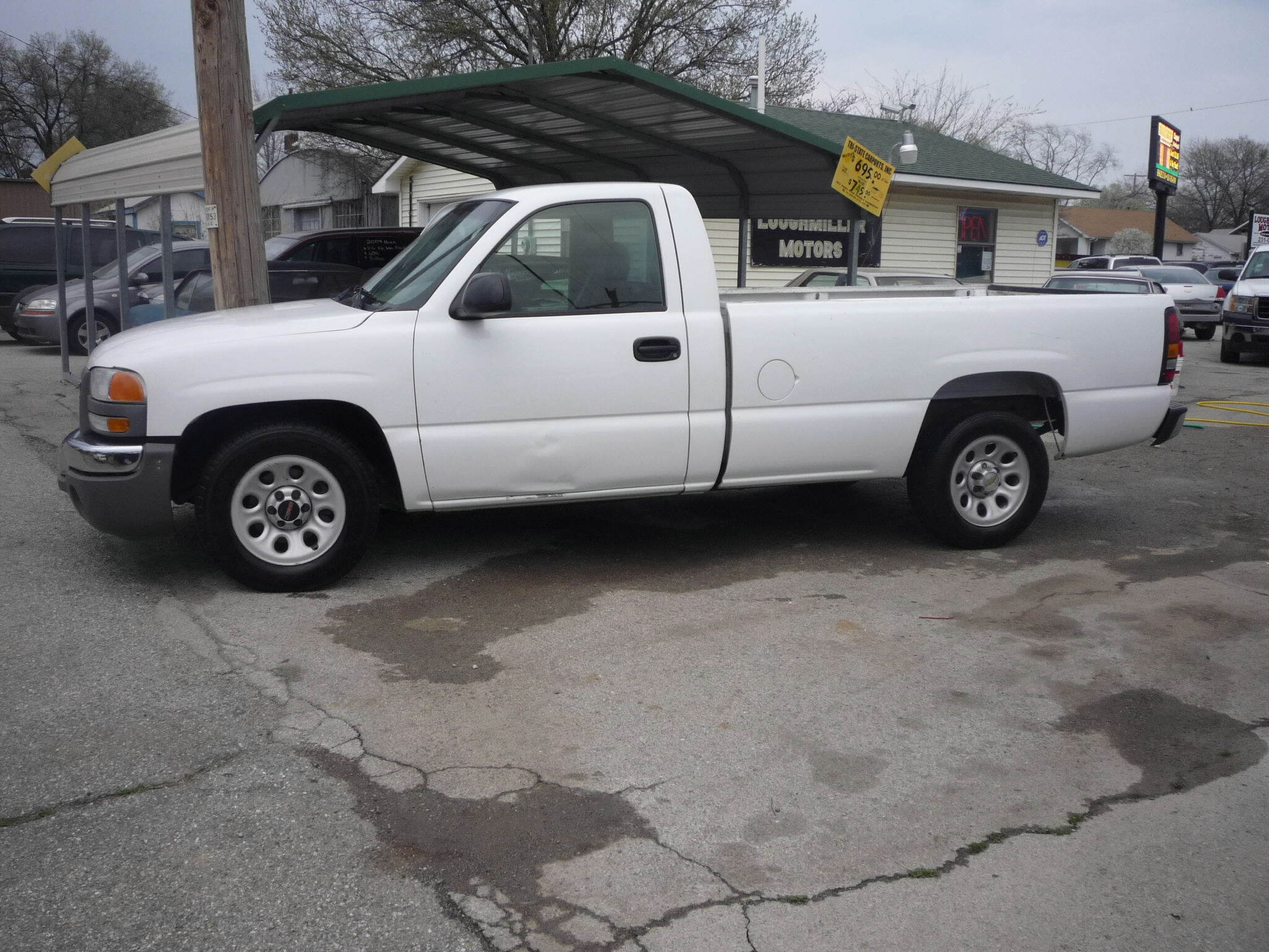 6 Door Truck >> White, medium grey cloth interior, V-6 4.3 liter, auto ...