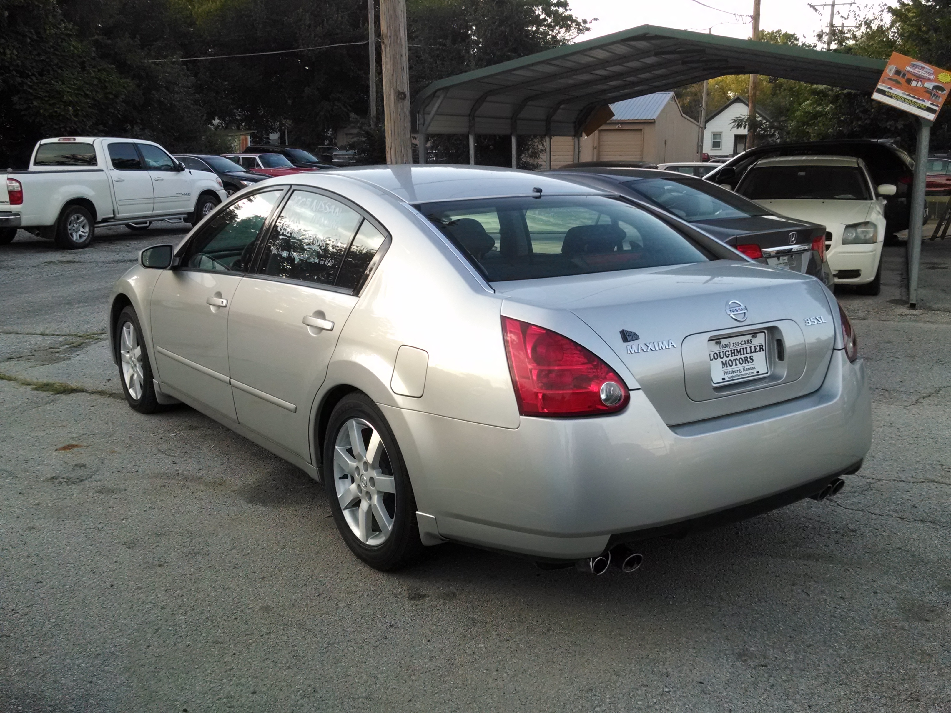 05maxima 2g damage good in any state 100 ready for you to register and tag in your name without any hassles we do not guarantee that vehicles will pass other publicscrutiny Choice Image