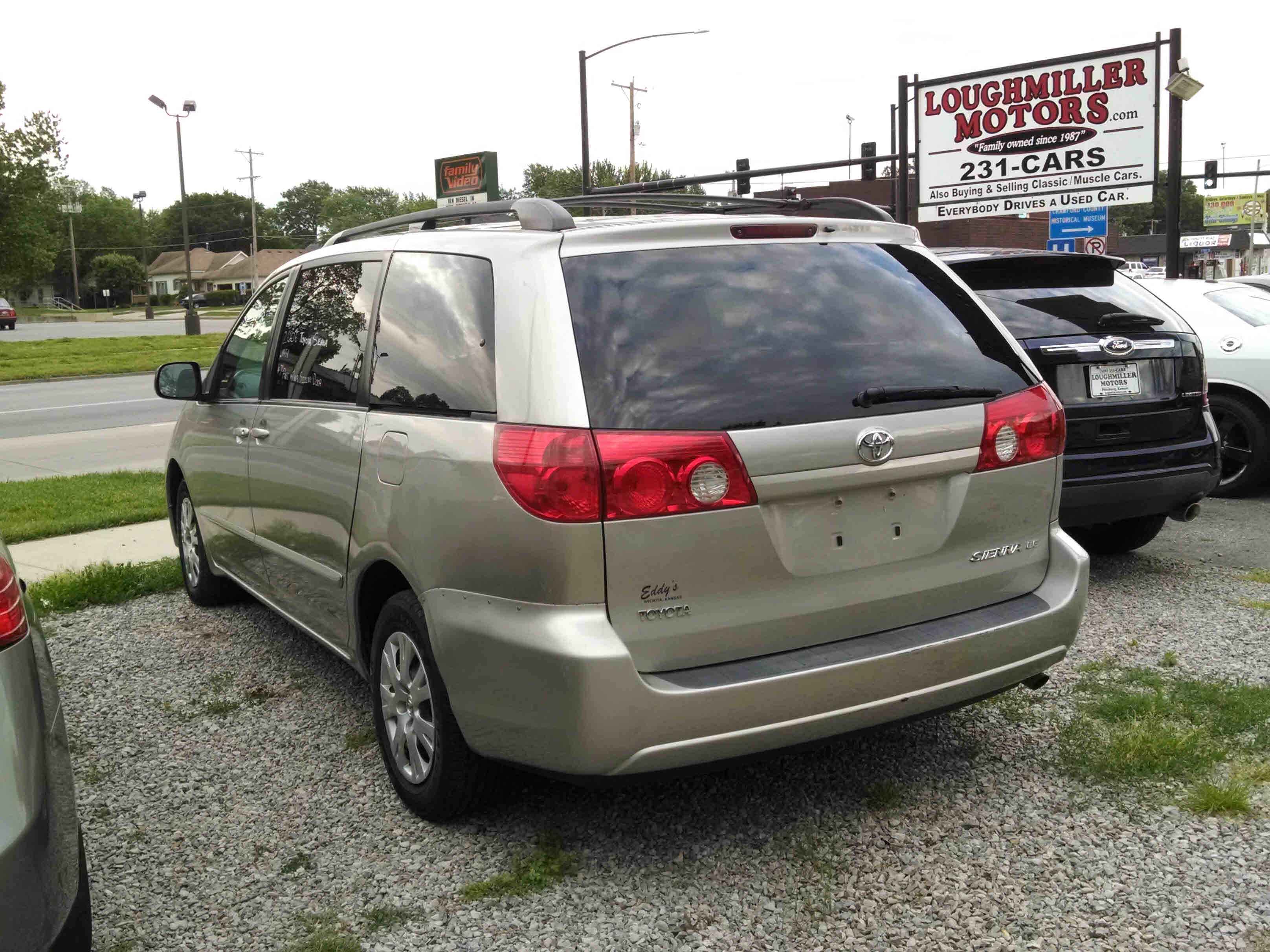 06sienna3g damage good in any state 100 ready for you to register and tag in your name without any hassles we do not guarantee that vehicles will pass other publicscrutiny Choice Image
