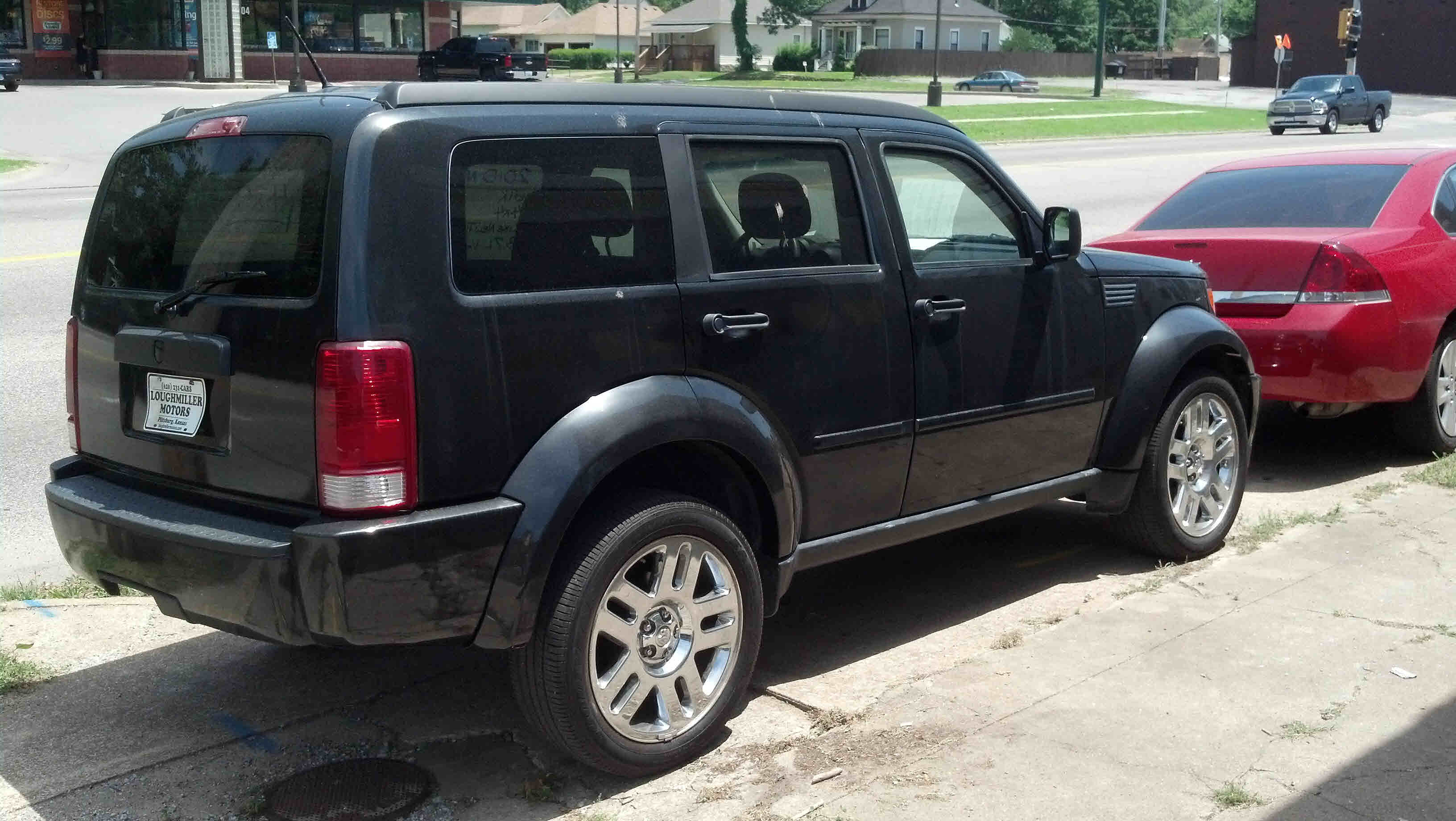 10blacknitro12g power locks windows mirrors 69153 miles theft recovery cosmetic damage was painted red with spray paint by the thief we removed the red paint publicscrutiny Choice Image