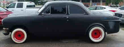 Classic Cars Sold Click On Heading For Pictures