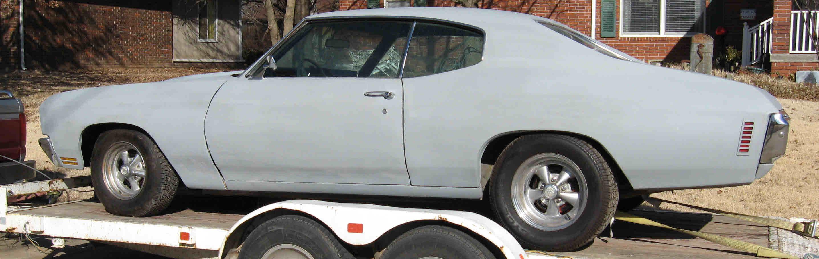 Loughmiller Motors 1966 Chevy C10 Door Panels 1970 Chevelle Malibu Sold Primered Built 454 400 Tranny Has Cowl Hood New Quarters 2 Hardtop Carpet Just Needs
