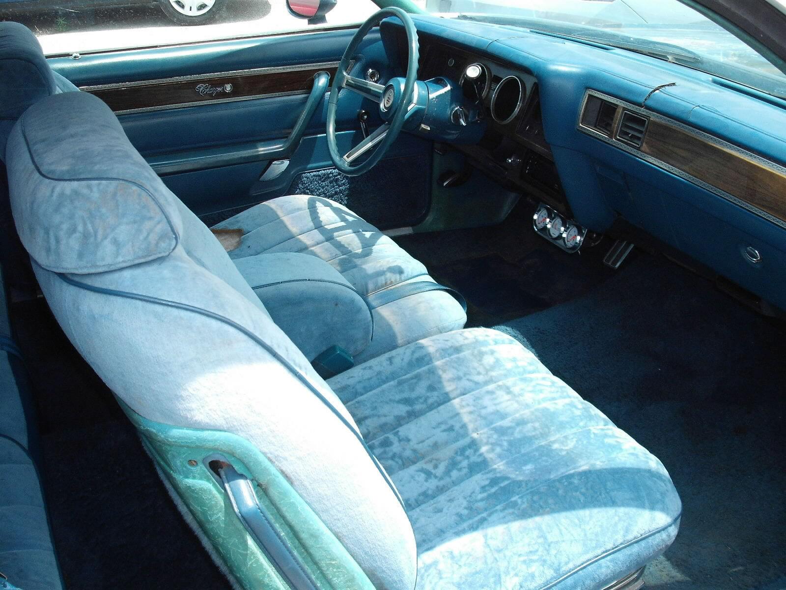 1976 Dodge Charger Daytona 2 Door