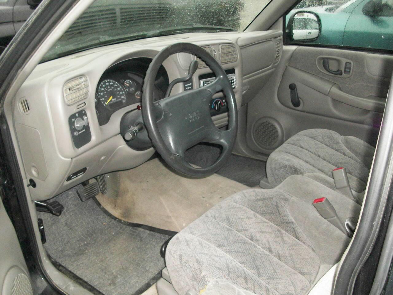 Black Light Grey Interior Auto A C New Tires 4